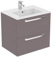 IDEAL STANDARD J5272SG Mobile sotto lavabo bagno Ceramica 610x450x565 mm Rovere