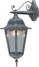 I Giardini Del Re 1161P4N Lanterna Irlanda W100 con Braccio grigio Ghisa Pezzi 6