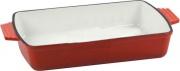 ILSA 04060230GCV Teglia Ghisa Rettangolare Normandie cm 23x33