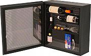 INDEL B KK16VNS00D2 Mini frigo Frigo Bar Minibar 20 lt A+ Statico porta in vetro FLYINGBAR