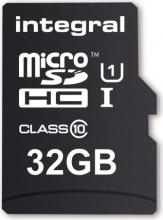 INTEGRAL INMSDH32G10-90U1 Micro SD Capacità 32 Gb