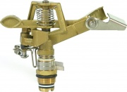 IRRITEC AR056 Irrigatore automatico a settori giardino Gittata 25 M  Cf 2 Pz