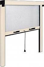 IRS ZV06110017015 Zanzariera a rullo finestra verticale cm 100x170 Avorio