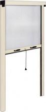 IRS ZV06110025016 Zanzariera rullo verticale finestra cm. 100x250 Bianco