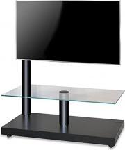"""ITB 561 Mobile Supporto TV per Tv fino a 55"""" Vetro temperato 8 mm"""