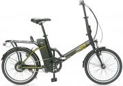 "I-BIKE FLIP FOLD 20 Bicicletta elettrica E-Bike Pieghevole 250 W 20"" Nero"