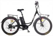 I-BIKE MATCITYEASY-S Bicicletta Elettrica E-bike 250 watt Nero  City Easy S