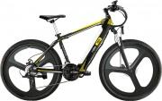 "I-BIKE MUD 29"" Bicicletta elettrica E-Bike 250W max 60 km Ruote 29"" Nero"