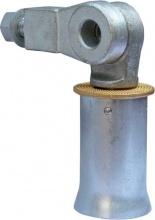 Ibfm 2219 Bloccaserrande Acciaio Zincato mm 17