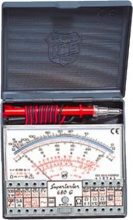Ice A1680G Tester Analogico Tascabile Multifunzione