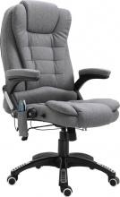 Icon Space 5D1171V50GY Poltrona Massaggiante elettrica sette punti massaggio