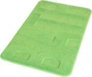 Idro Bric TABA4575VE Tappetino Bagno 40 x 75 cm scritta Bath colore Verde