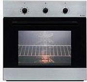 Ignis Forno Incasso Elettrico Ventilato Multifunzione 56L Classe A 60cm AKS185IX