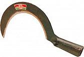 Il Cobra mis.1,5 Roncola in Acciaio Modello Scanzano Lama 37 cm manico a Tubo