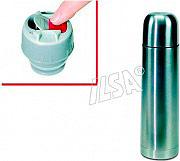 ILSA 1116100 Contenitore termico per bevande 100 cl  1 Litri Acciaio inox