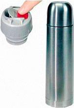 ILSA 80409004717 Thermos Termico per Bevande in Acciaio Inox capacità 0.35 lt