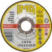 Ima 1153222F3DT Minidisco per Ferro ø 115x3,2 Pezzi 25