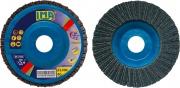 Ima Z11B060B18P Disco Zirconio a Lamelle mm 115 gr 60 Pezzi 10