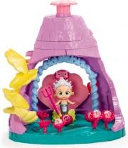 Imc Toys 93119IM Shellies Vulcano di Coralia