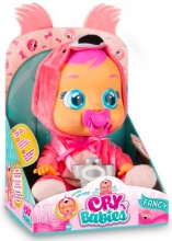 Imc Toys 97056 Cry Babies Bebe Piangente Fancy