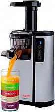 Imetec Estrattore Succo Frutta e Verdura 1000ml 150W Succovivo Compact SJ700