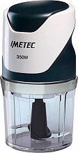 Imetec 7304 Tritatutto elettrico Lame Acciaio 0,4 Lt 350W  CH 500