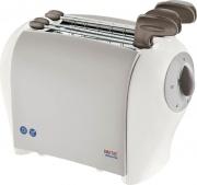 Imetec 7317 Tostapane per Toast 2 Fette 500W 5 Livelli cottura Timer - Dolcevita TS1