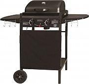 Imperial Barbecue Gas da Giardino Griglia cromata con Coperchio ER8203