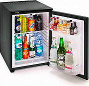 INDEL B DRINK40PLUS Mini frigo Frigobar Minibar Capacità 40 lt Porta in vetro ICEBERG40PLUS