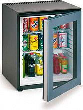 INDEL B K60 ECOSMART G PV Mini frigo Frigobar Minibar 60 lt Classe A++ Porta Vetro K60 ECOSMART GPV