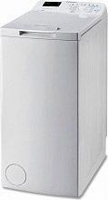 Indesit Lavatrice Carica dallAlto Capacità 5Kg A++ 60 cm 1000 giri FMUG502B