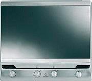 Indesit COV IP 6 (ALU) Coperchio Piano Cottura 60 cm per Modelli IP 6 Alluminio