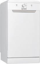 Indesit DSFE 1B10 Lavastoviglie Libera Installazione 45 cm Slim 10 coperti A+