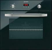 Indesit Forno Incasso Elettrico Ventilato Multifunzione Classe A 60 cm IFG63KABK
