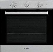 Indesit IFW 6530 IX Forno Incasso Elettrico Ventilato Multifunzione 66lt Cl A 60cm