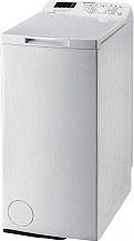Indesit Lavatrice Carica dallAlto 6 Kg A++ 60 cm 1000 giri ITW D 61052 W (IT)