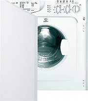 Indesit Lavatrice Incasso 6 Kg Classe A+ L 55 cm 800 Giri IWME8EU