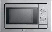 Indesit MWI 12I X Forno Microonde Incasso Combinato Grill 20 L 800 W 60 cm Acciaio