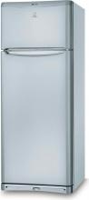 Indesit TEAAN 5 S 1 Frigorifero Doppia Porta 415 Litri F (A+) Ventilato Silver