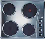 Indesit TI 60 X Piano cottura elettrico incasso 4 Fuochi 60 cm Inox
