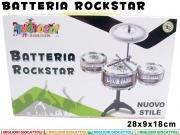 Innova LN060930 Batteria Musicale In Box