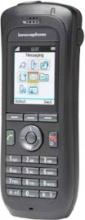 Innovaphone 50-00062-001 Telefono IP Nero Cornetta wireless LCD Wifi