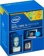 Intel Cpu Processore Quad Core Socket 1150 BX80646I54460 Core i5-4460