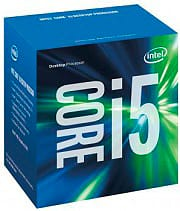 Intel Cpu Processore Quad Core 3.3 GHz Socket 1151 BX80662I56600 Core i5-6600