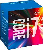 Intel Cpu Processore Quad Core Intel HD 530 Socket 1151 BX80662I76700 Core i7