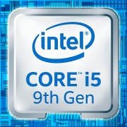 Intel BX80684I59600K Processore Core i5-9600K Cpu 6 Core 3.7 GHz  Coffee Lake