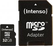 Intenso 3413480 Scheda di Memoria SD 32GB Classe 10