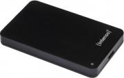 "Intenso 6021512 Hard Disk Esterno 2.5"" HDD 4 Tb USB Type-C 5400 girimin Nero"