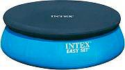 Intex Telo copertura Piscina Copripiscina ø cm 457 per Easy Set - 28023
