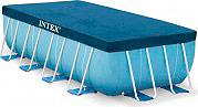 Intex Telo copertura Piscina Rettangolare cm 400x200 Frame Prisma 28037